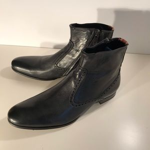 Paul Smith Zip Up Chelsea Boots ( new- size 42)